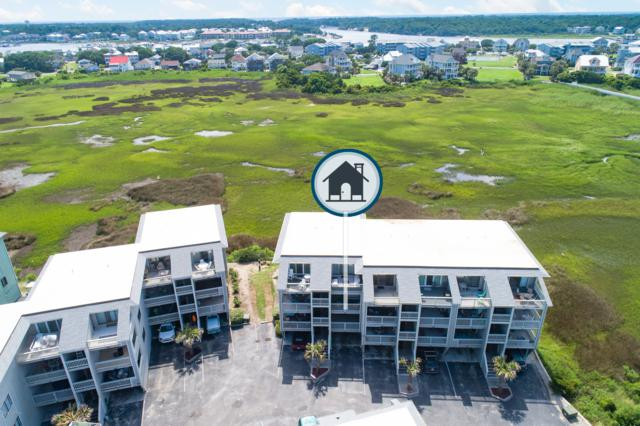 1801 Canal Drive 8C, Carolina Beach, NC 28428 (MLS #100160809) :: Vance Young and Associates