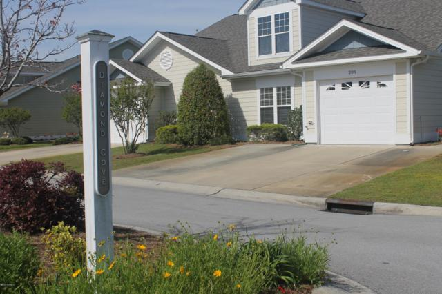 200 Diamond Cove, Newport, NC 28570 (MLS #100160900) :: Century 21 Sweyer & Associates