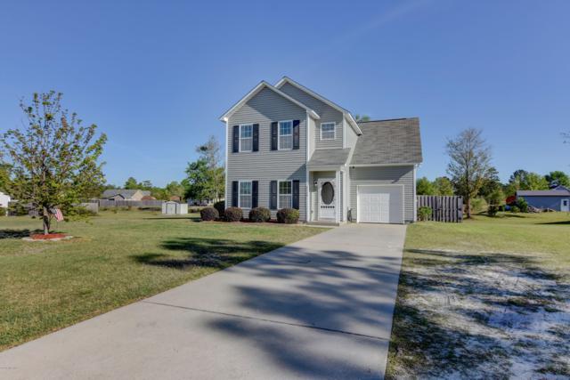 8520 Heirloom Drive NE, Leland, NC 28451 (MLS #100160997) :: RE/MAX Essential