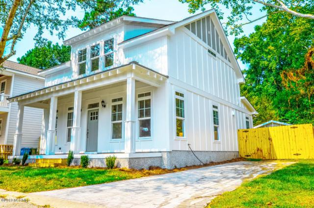 1222 Hill Street, Wilmington, NC 28403 (MLS #100161001) :: The Oceanaire Realty