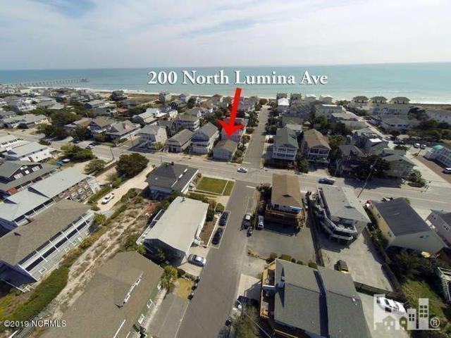 200 N Lumina Avenue, Wrightsville Beach, NC 28480 (MLS #100161048) :: RE/MAX Essential