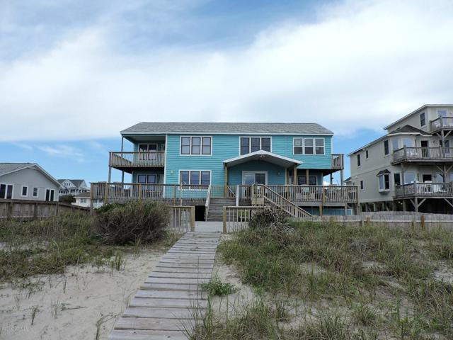 6103 Ocean Drive E, Emerald Isle, NC 28594 (MLS #100161063) :: Coldwell Banker Sea Coast Advantage