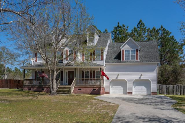 223 Everett Drive, Sneads Ferry, NC 28460 (MLS #100161156) :: The Keith Beatty Team