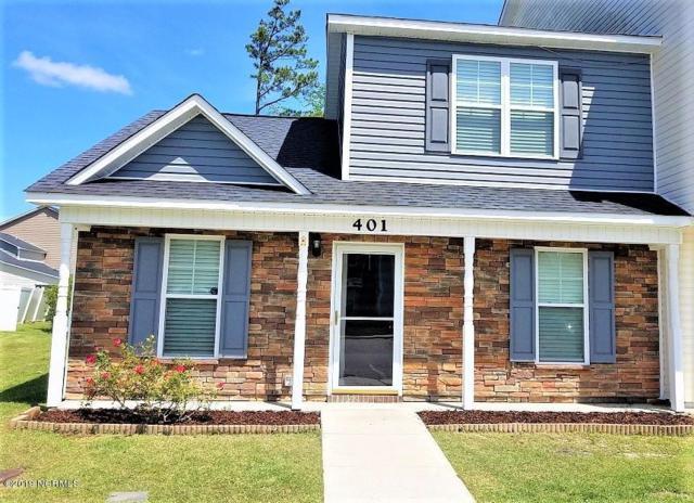 401 Glenhaven Lane, Jacksonville, NC 28546 (MLS #100161174) :: The Oceanaire Realty
