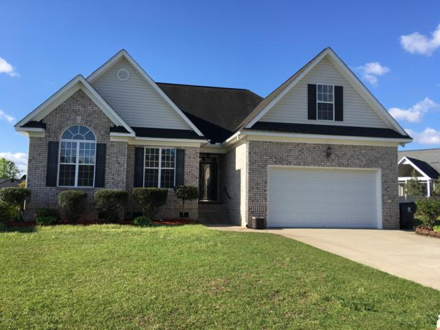 418 Williamston Drive, Winterville, NC 28590 (MLS #100161191) :: Berkshire Hathaway HomeServices Prime Properties