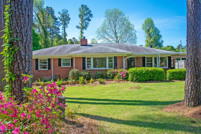 613 Trinity Drive W, Wilson, NC 27893 (MLS #100161196) :: Berkshire Hathaway HomeServices Prime Properties