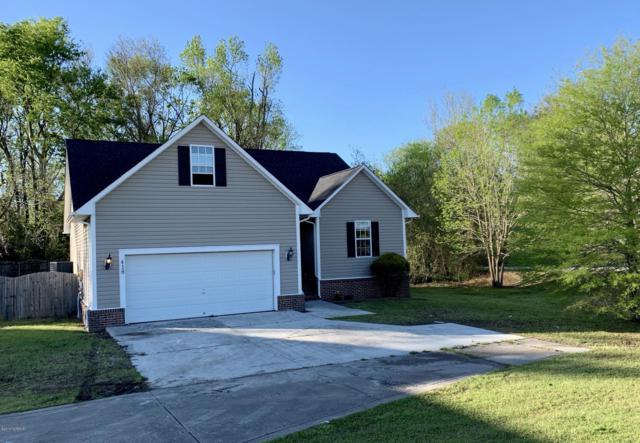 418 Rhodestown Road, Jacksonville, NC 28540 (MLS #100161197) :: Century 21 Sweyer & Associates