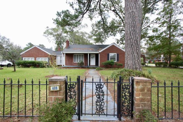 409 W 21st Street, Lumberton, NC 28358 (MLS #100161215) :: Donna & Team New Bern