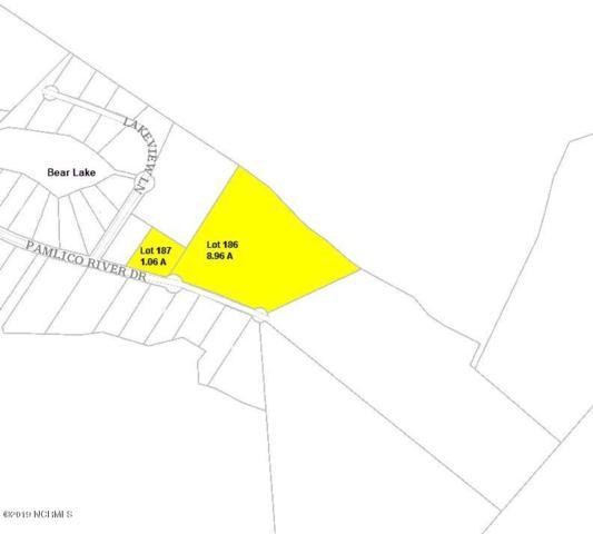 Lot 187 Pamlico River Drive, Washington, NC 27889 (MLS #100161293) :: The Keith Beatty Team