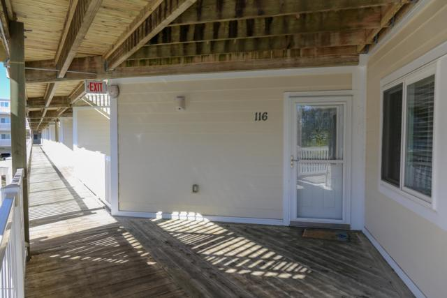 650 Salter Path Road #116, Pine Knoll Shores, NC 28512 (MLS #100161305) :: The Oceanaire Realty