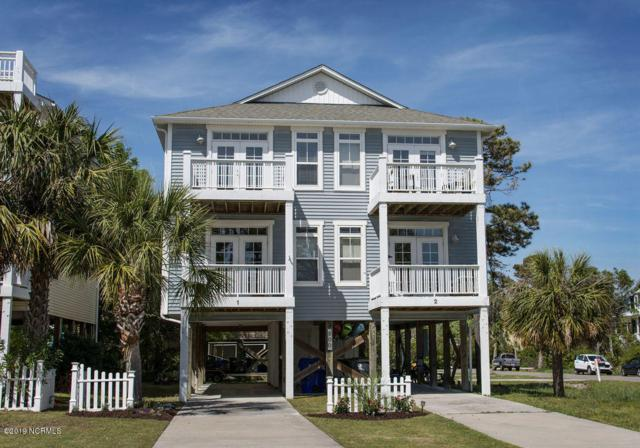 500 Tennessee Avenue #1, Carolina Beach, NC 28428 (MLS #100161309) :: Vance Young and Associates