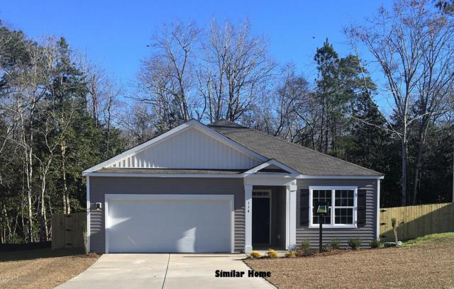 104 River Winding Road #15, Jacksonville, NC 28540 (MLS #100161313) :: Vance Young and Associates
