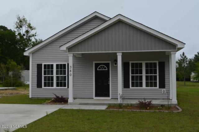 388 Dwight Street, Holly Ridge, NC 28445 (MLS #100161345) :: Courtney Carter Homes