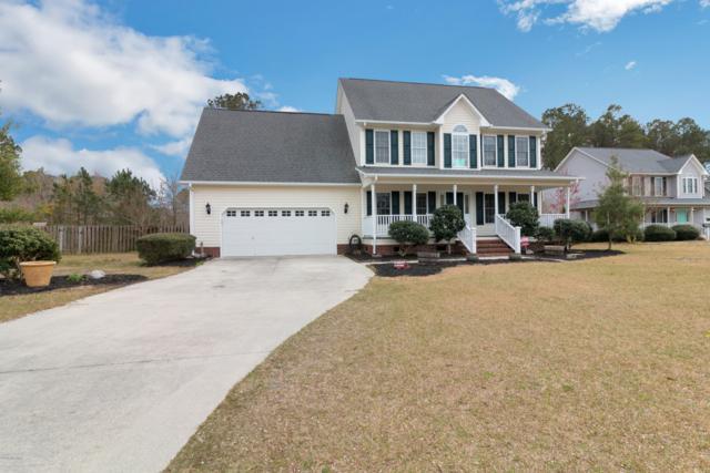 218 English Walnut Drive, Richlands, NC 28574 (MLS #100161359) :: Courtney Carter Homes