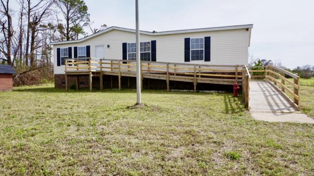 350 Polly Hill Road, Marshallberg, NC 28553 (MLS #100161361) :: Courtney Carter Homes