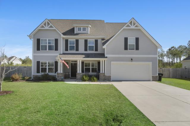 803 Iroquois Court, Holly Ridge, NC 28445 (MLS #100161371) :: Courtney Carter Homes