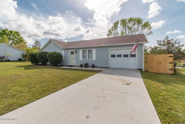 304 Steller Road, Jacksonville, NC 28540 (MLS #100161377) :: Courtney Carter Homes