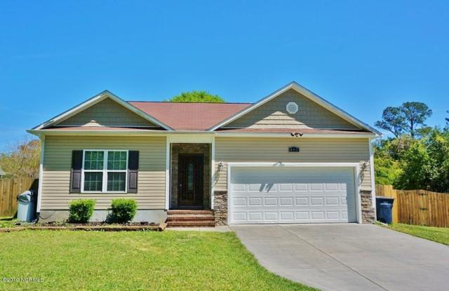 401 Sherwood Road, Jacksonville, NC 28540 (MLS #100161378) :: Courtney Carter Homes