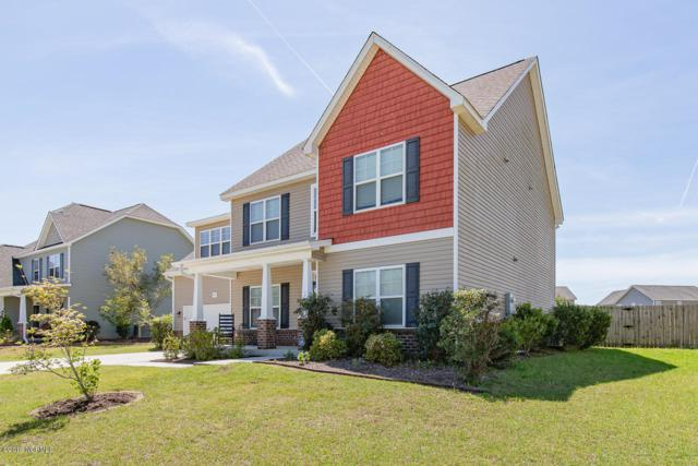 304 Sonoma Road, Jacksonville, NC 28546 (MLS #100161389) :: Courtney Carter Homes
