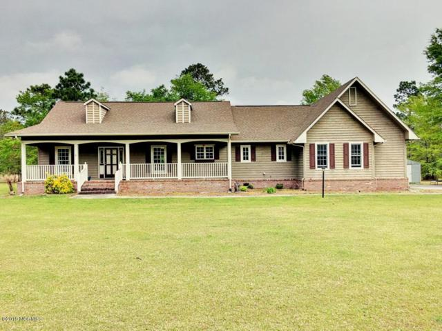 316 Batchelor Road, Richlands, NC 28574 (MLS #100161404) :: The Keith Beatty Team