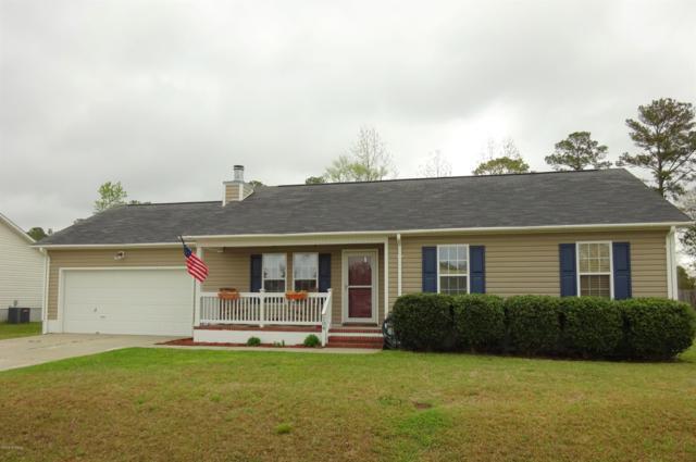 104 Constitution Avenue, Jacksonville, NC 28540 (MLS #100161448) :: The Bob Williams Team