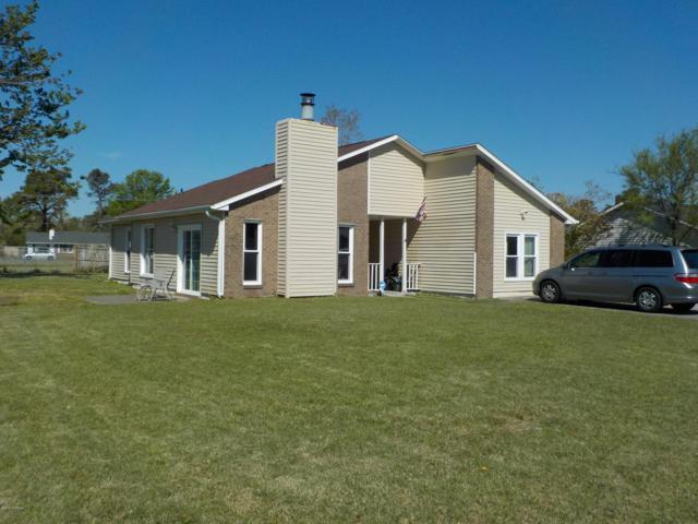 306 Panther Trail Trail, Havelock, NC 28532 (MLS #100161459) :: Century 21 Sweyer & Associates