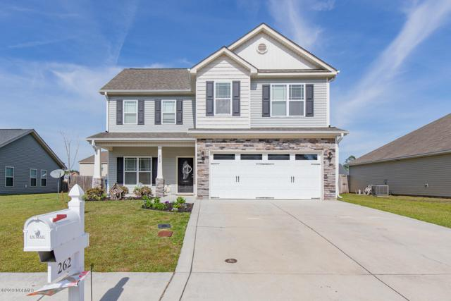 262 Merin Height Road, Jacksonville, NC 28546 (MLS #100161474) :: Vance Young and Associates