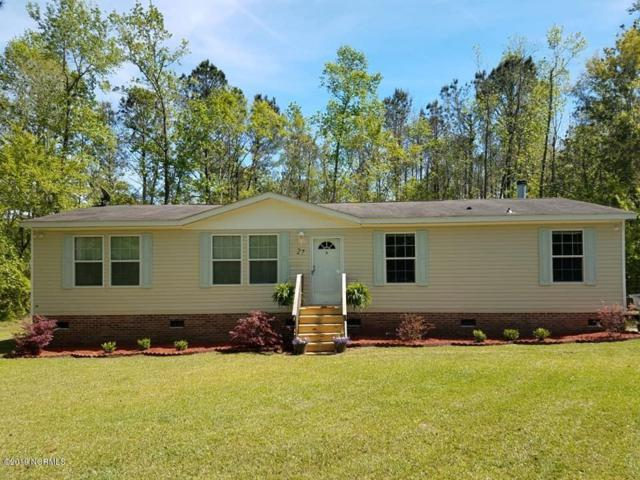 27 Crystal Court, Hampstead, NC 28443 (MLS #100161512) :: RE/MAX Essential