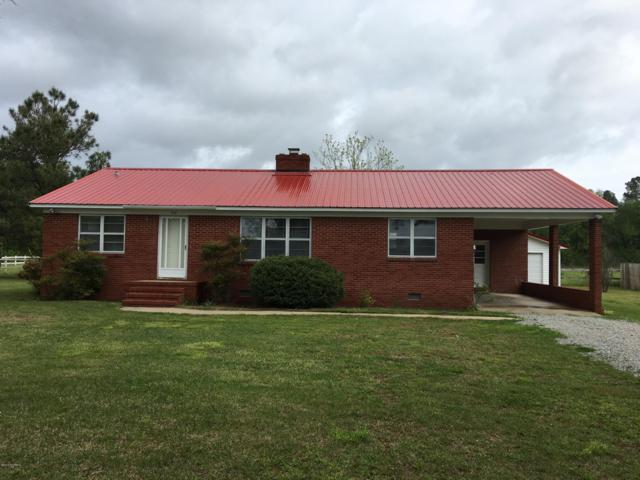 412 Haw Branch Road, Richlands, NC 28574 (MLS #100161565) :: RE/MAX Essential
