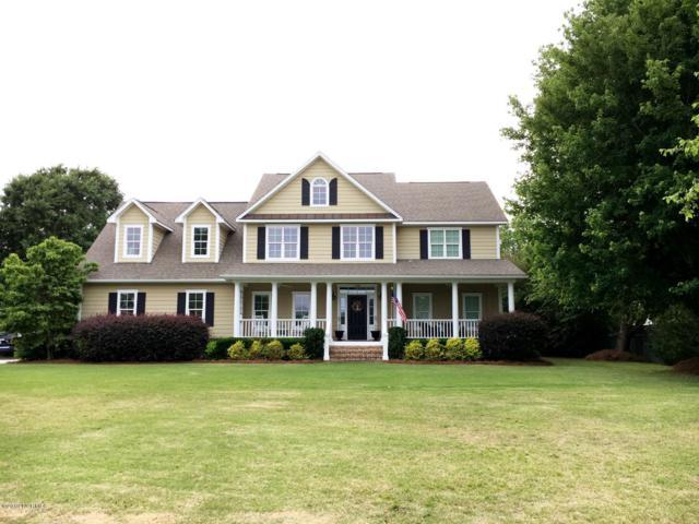 120 Marshfield Drive, Wilmington, NC 28411 (MLS #100161582) :: RE/MAX Essential