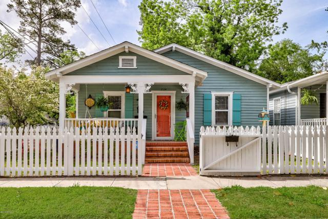 2124 Barnett Avenue, Wilmington, NC 28403 (MLS #100161590) :: Donna & Team New Bern