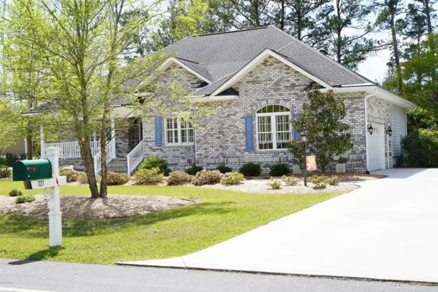 727 Wild Oak Lane NW, Calabash, NC 28467 (MLS #100161671) :: Donna & Team New Bern