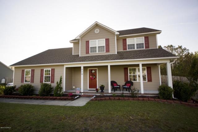 539 Park Meadows Drive, Newport, NC 28570 (MLS #100161758) :: Century 21 Sweyer & Associates