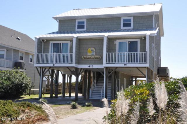 413 Ocean Boulevard W, Holden Beach, NC 28462 (MLS #100161812) :: Vance Young and Associates
