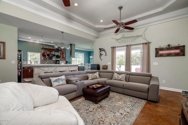 7203 Sound Drive, Emerald Isle, NC 28594 (MLS #100161897) :: Century 21 Sweyer & Associates