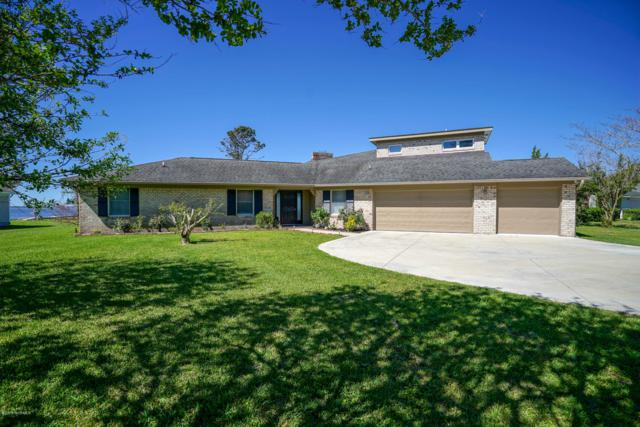 225 Rudolph Drive, Beaufort, NC 28516 (MLS #100161918) :: Donna & Team New Bern