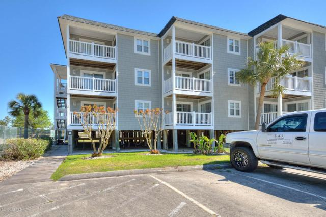 5400 E Yacht Drive A3, Oak Island, NC 28465 (MLS #100161919) :: The Bob Williams Team