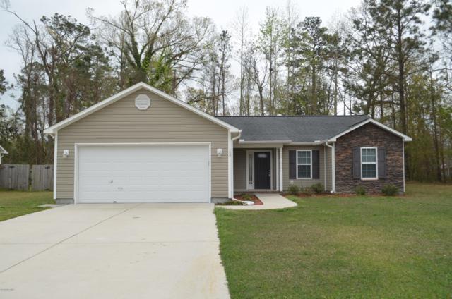 100 Joseph Drive, Havelock, NC 28532 (MLS #100161965) :: Century 21 Sweyer & Associates