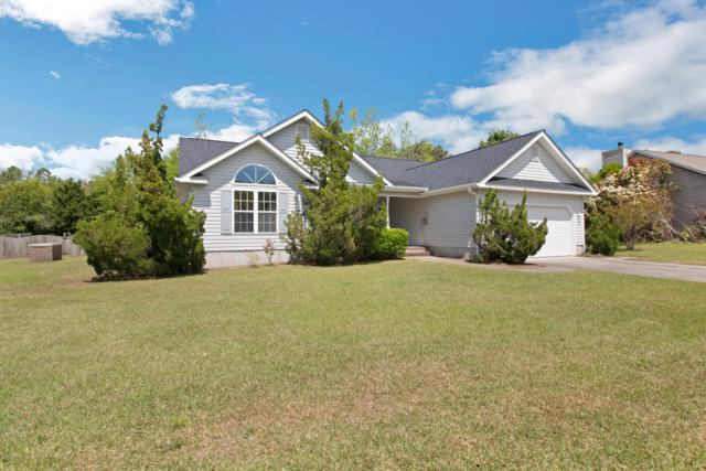 102 Pine Bluff Drive, Morehead City, NC 28557 (MLS #100162017) :: The Oceanaire Realty