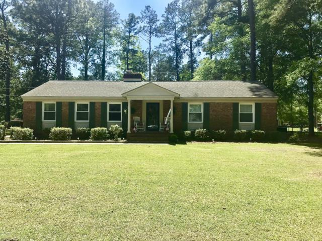 1305 Franklin Avenue, Laurinburg, NC 28352 (MLS #100162031) :: The Oceanaire Realty