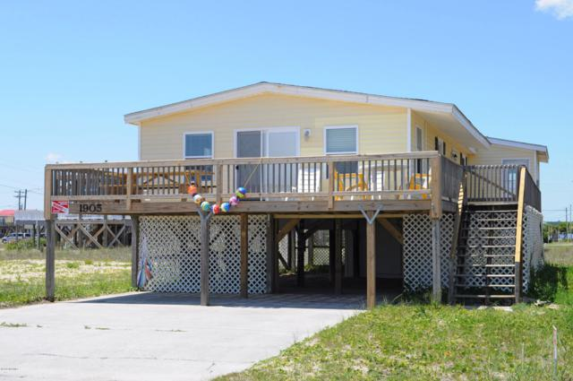 1905 N Shore Drive, Surf City, NC 28445 (MLS #100162199) :: The Bob Williams Team