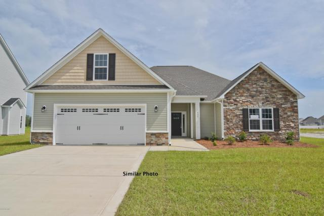 612 Sherman Lane, Jacksonville, NC 28546 (MLS #100162205) :: The Keith Beatty Team