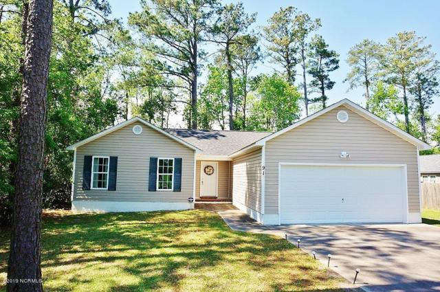 91 University Drive, Jacksonville, NC 28546 (MLS #100162305) :: Courtney Carter Homes