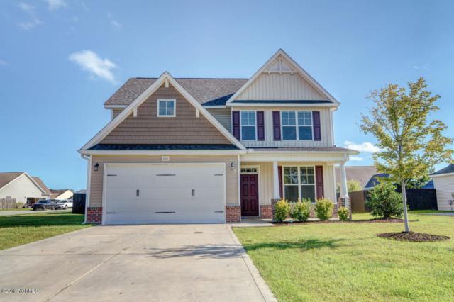 606 Savannah Drive, Jacksonville, NC 28546 (MLS #100162324) :: Chesson Real Estate Group