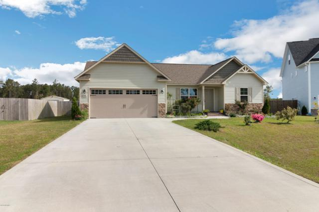 907 Purvis Court, Richlands, NC 28574 (MLS #100162325) :: Chesson Real Estate Group