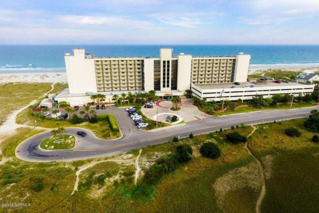 2700 N Lumina Avenue #902, Wrightsville Beach, NC 28480 (MLS #100162347) :: Century 21 Sweyer & Associates