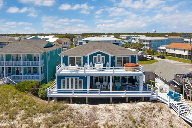 830 Fort Fisher Boulevard N, Kure Beach, NC 28449 (MLS #100162393) :: The Keith Beatty Team