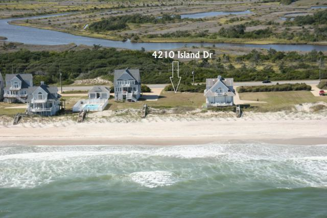 4210 Island Drive, North Topsail Beach, NC 28460 (MLS #100162408) :: The Chris Luther Team
