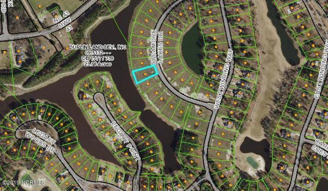 154 Sycamore Lakes Drive, Wallace, NC 28466 (MLS #100162503) :: Coldwell Banker Sea Coast Advantage