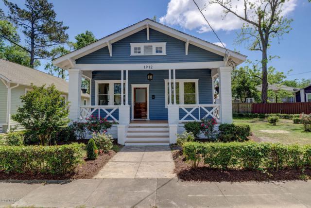 1912 Pender Avenue, Wilmington, NC 28403 (MLS #100162668) :: David Cummings Real Estate Team
